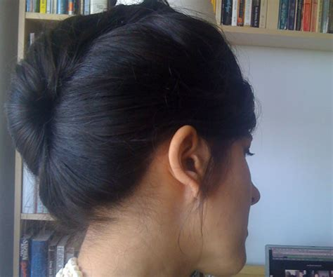 mind blowing french twist hairstyle slodive