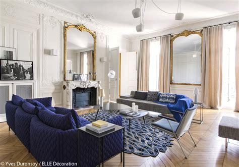 mobilier de bureau moderne design appartement haussmannien comment décorer un appartement
