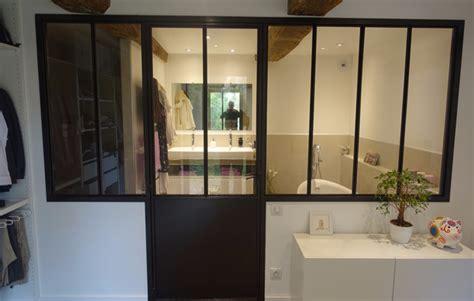 cuisine atelier d artiste verrière et cloison vitrée type atelier d 39 artiste
