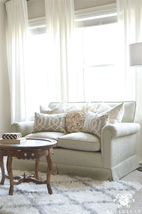 Ikea Ritva Living Room by The Favorite White Budget Friendly Curtains