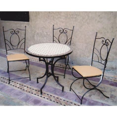 chaise de salon et jardin en fer forg 233