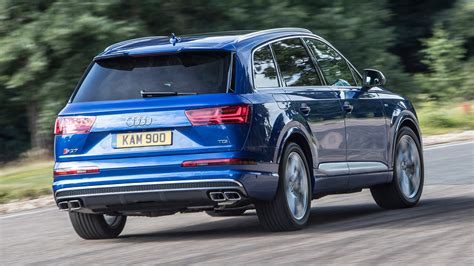 Sq7 Tdi 2016 by Audi Sq7 Tdi 2016 Uk Review By Car Magazine