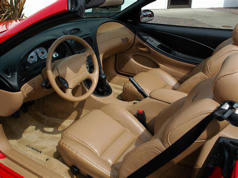 Auto Upholstery Indianapolis by 1994 Ford Mustang Cobra Indy Pace Car Convertible 81772