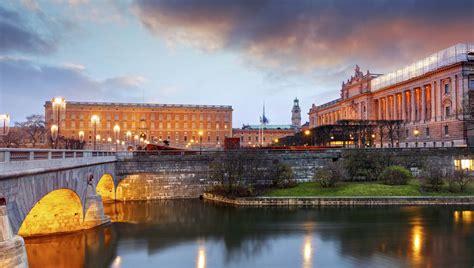 stockholm les meilleures visites  pied de  visite
