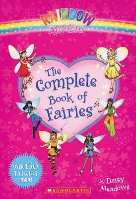 rainbow magic  complete book  fairies  daisy