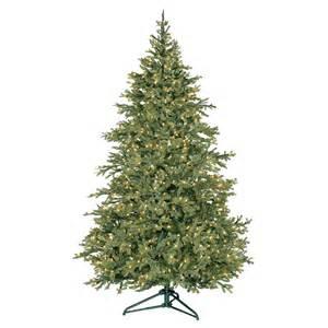 7 5 ft aspen full pre lit christmas tree at hayneedle