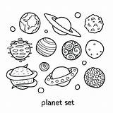 Planet Coloring Pluto Pages Planets Getdrawings Colorings sketch template
