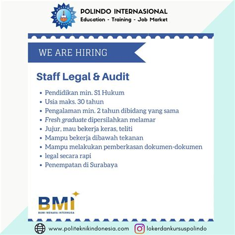 @lowongankerjaindonesia.id klik link untuk pp/iklan loker bit.ly/2oqjbhx. Lowongan Perhubungan Sidoarjo : Lowongan Kerja Rekrutmen Lowongan Kerja Dinas Perhubungan ...