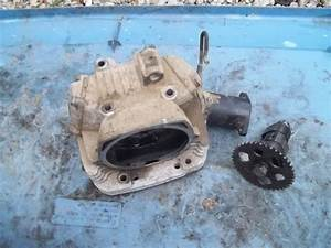 1996 Yamaha Timberwolf 250 2wd Engine Head Cam Valves