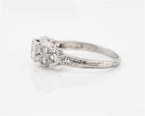 1920s Intricate Diamond Engagement Ring For Sale At 1stdibs. Linked Bracelet. Perfect Diamond. Konstantino Cross Necklace. Christmas Tree Earrings. Moonstone Engagement Rings. Massive Engagement Rings. Twisted Wire Rings. Coloured Diamond Engagement Rings
