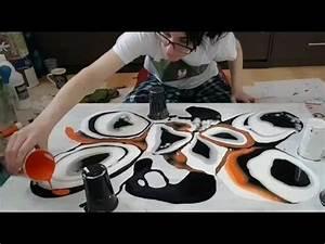 Acrylbinder Selber Machen : die besten 25 fluid painting how to ideen auf pinterest einfache abstrakte kunst abstrakte ~ Yasmunasinghe.com Haus und Dekorationen