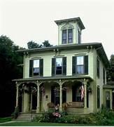 Exterior Colour Schemes For Victorian Homes by House Exterior Color Schemes Zimbio