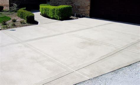 Concrete Driveway   various colors   Ozinga Concrete