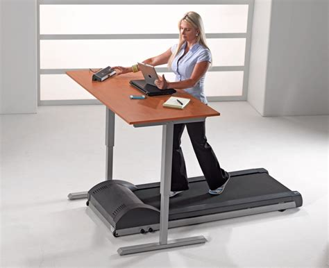 treadmill for desk at work should you switch to a treadmill computer one guy tried