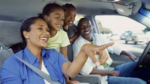 Simple Ways to Avoid Neck Pain Sleeping on Family Road Trips