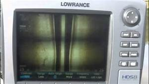 Lowrance Structure Scan Hds 8 Side Scan