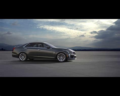Cadillac 640 Hp 200 Mph Cts-v 2016