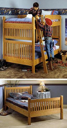 wood magazine bunk bed plans woodworking projects plans