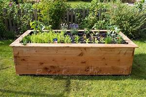 HOCHBEET SELBER BAUEN Hausbau Garten Do It Yourself