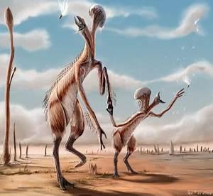alien life | WeirdSciences