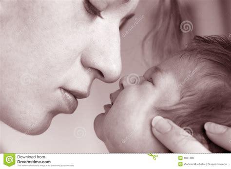 Babies Born To Smoking Mothers