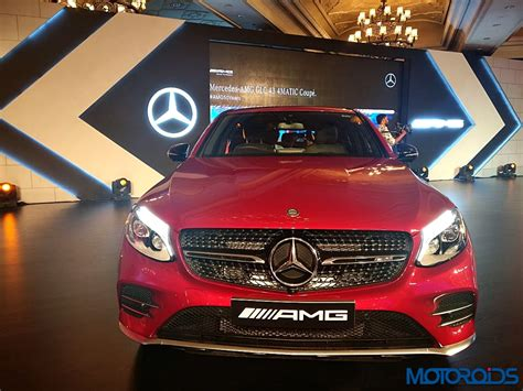 The amg glc 43 is entering the indian market more than a year after its global launch in july 2019 and it marks the 11 th year of amg in. Mercedes-AMG GLC 43 4MATIC Coupe Launched In India: All You Need To Know, Images And Price ...