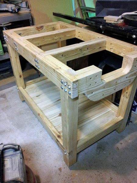 advise  general purpose basement workbench