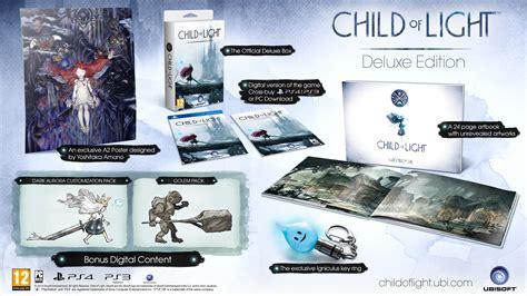 ubisoft shines  spotlight   child  light deluxe