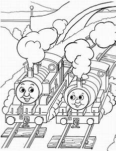 Printable Thomas The Train Coloring Pages - Coloring Home