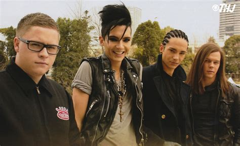 tokio hotel official news hq photos tokio hotel in tokyo japan 08 02 2011