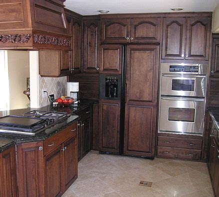 how to restain cabinets a different color how to stain kitchen cabinets dark sayleng sayleng
