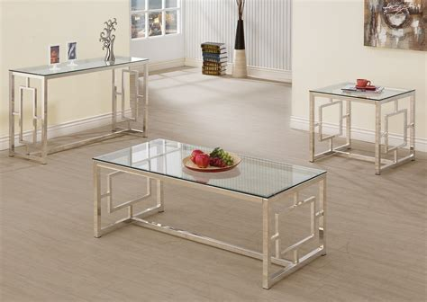 Coaster 703738 Coffee/cocktail Table Set