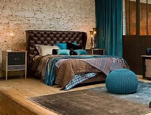 les 25 meilleures idees de la categorie chambres marron With chambre marron et turquoise