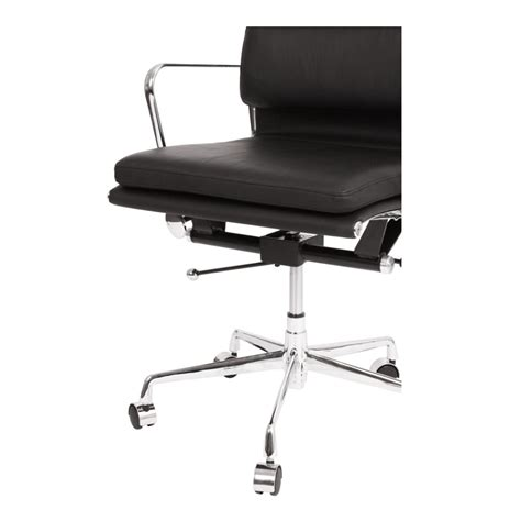 co emporium eames padded leather executive