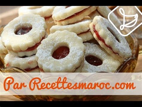 Recette Biscuits Sables