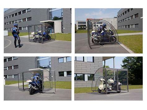 Stilvoll Parken In Der Design Garage by Stilvoll Unterstellen Cervocav Moto Garage Roller Magazin