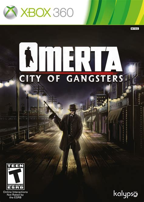 omerta city  gangsters xbox  ign