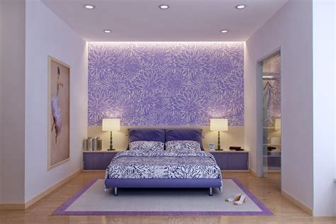 Wand Streichen Ideen Lila by Light Purple Flower Wall Picture Paint For Beautiful