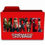 Folder Marvel Icon Universe Cinematic Deviantart Icons