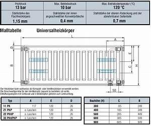 Heizkörper Vorlauf Rücklauf Anschluss : ma tabelle eca heizk rper ~ Orissabook.com Haus und Dekorationen