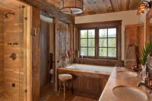 bad landhausstil 2 peaks cabin