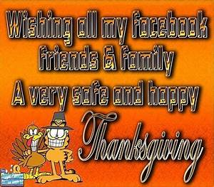 Happy Thanksgiving Facebook Friends Pictures, Photos, and ...