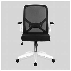 Sprite, Space, Saving, Foldable, Mesh, Office, Chair, With, Folding, Arms