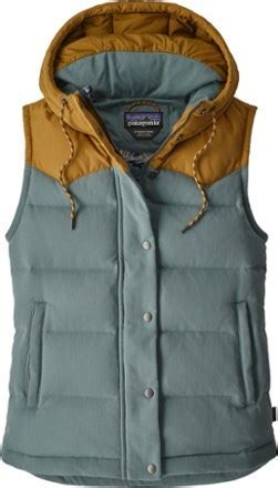 Patagonia Bivy Hooded Down Vest   Women's   REI Co op