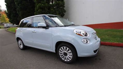 2014 Fiat 500l Easy by Ez009366 2014 Fiat 500l Easy Rairdon S Fiat Of