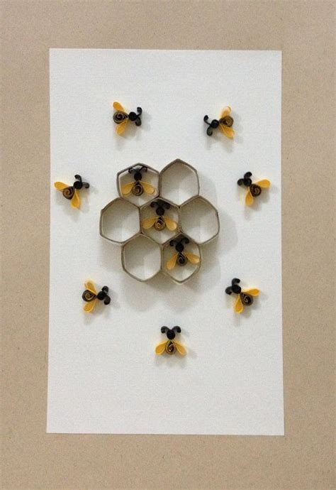 httpswwwetsycomlistingpaper quilling bees