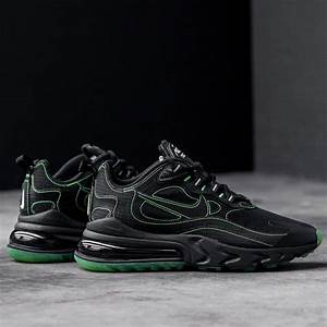 Saucony Size Chart Buy Online Nike Air Max 270 React Sp In Black Black