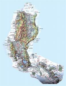 Philippine road maps and travel information | Download ...