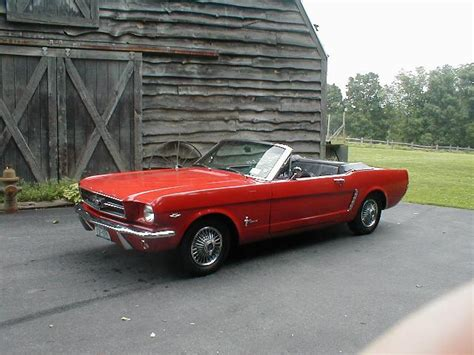 Top 10 Mustangs Of All Time (#2) 1964 ½ Mustang