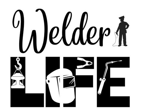 This is one of my favorite lines from the movie, friends. Welders Life SVG Cutting File for the Cricut | Etsy